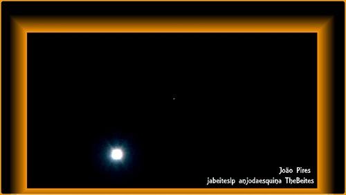 Lua e Vénus ?