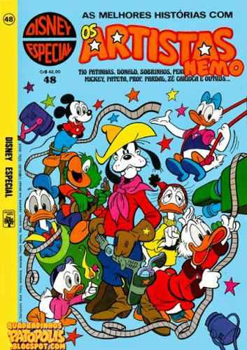 Disney Especial 48 - Os Artistas_QP_001.jpg