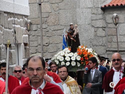Missa - Procissão Stº António em Loriga !!! 060