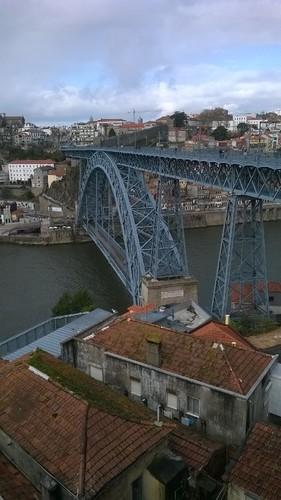 De Gaia para o Porto