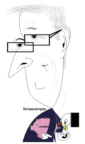 Jean-Claude Juncker_caricatura