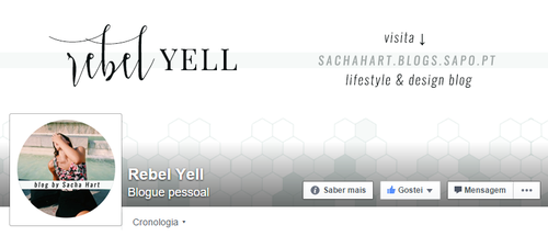 Facebook Rebel Yell