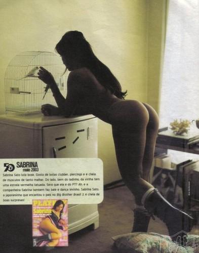 50 anos 45 (Sabrina Sato)