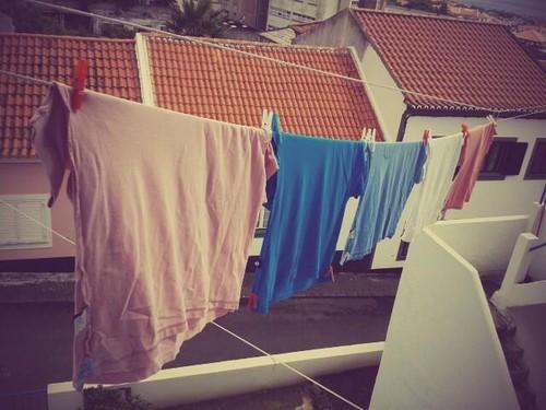 ...a secar.