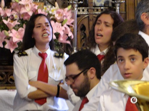 Missa - Procissão Stº António em Loriga !!! 054