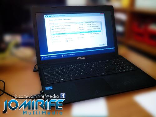 Computador portátil ASUS X551MAV