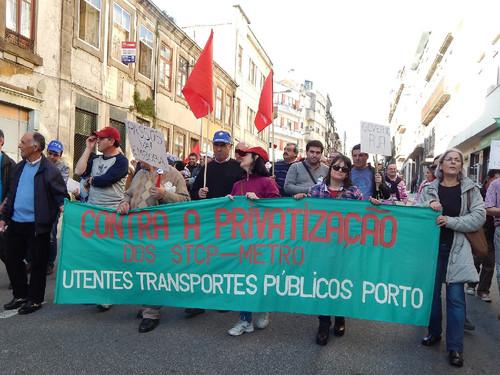 Manifestação dia 7 Março - Porto