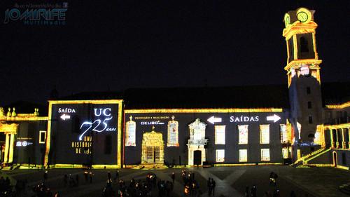 Espectáculo Video Mapping na Universidade de Coimbra UC 725 Anos - Uma História de Luz  (3)
