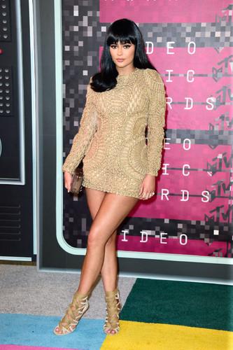 Kylie Jenner em Balmain