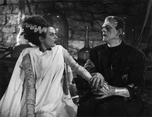 Annex - Karloff, Boris (Bride of Frankenstein, The