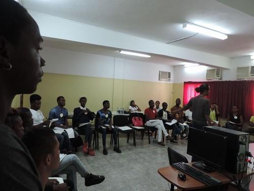 Formação de Educadores de Par - Projecto Linkage