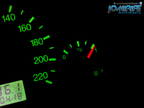 Depósito de gasolina cheio [en] Fuel tank full