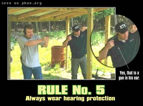 Rule No.5