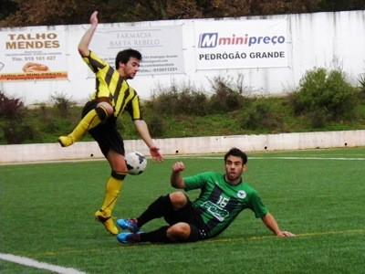 Pampilhosense - Febres II eliminatória Taça AFC