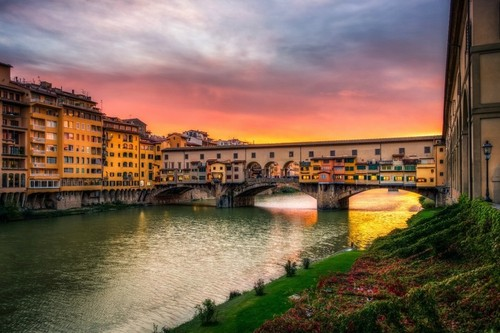 3- The Ponte Vecchio - florence.jpg