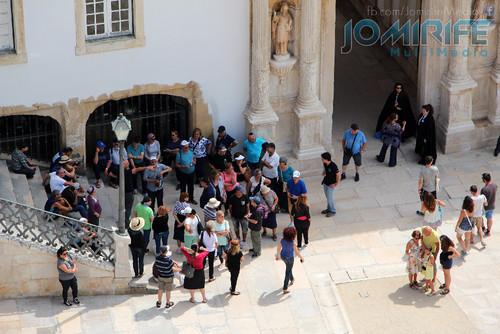 Torre da Universidade de Coimbra - Turistas