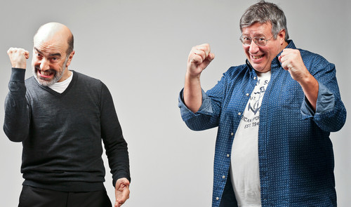 José de Pina e Manuel Serrão