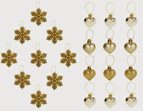 Primark Sugestões de Decorações de Natal 2014 2