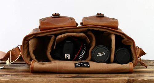 Bolsa de pele para Câmera Reflex Digital (4).jpg