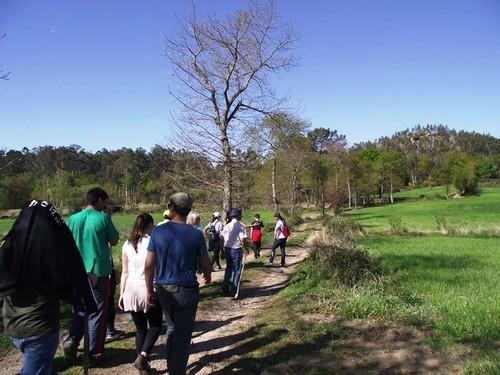 Caminhada Limites da Freguesia de Padornelo 2015 a
