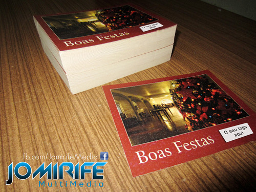 Cartões postais personalizados [en] Custom postcards