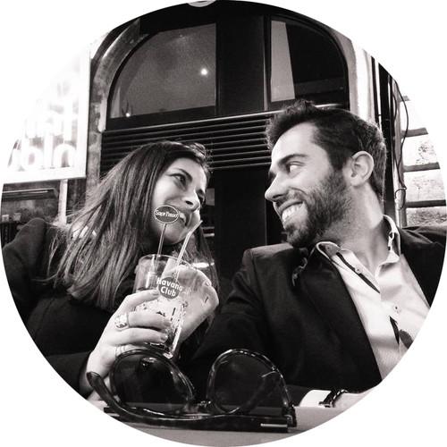 Ana e João, do Volto JÁ