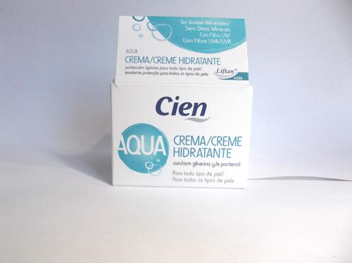 Creme Hidratante Aqua de Cien
