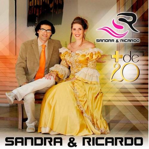 Sandra e Ricardo - Album + de 20.jpg