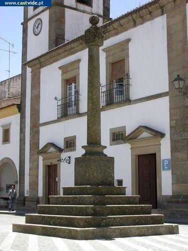 Pelourinho, Castelo de Vide