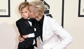 Jaxon e Justin Bieber nos Grammys