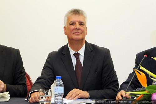 Afonso Camões - Diretor do Jornal de Notícias. Colóquio sobre Direito e Comunicação Social - Problemas e Desafios
