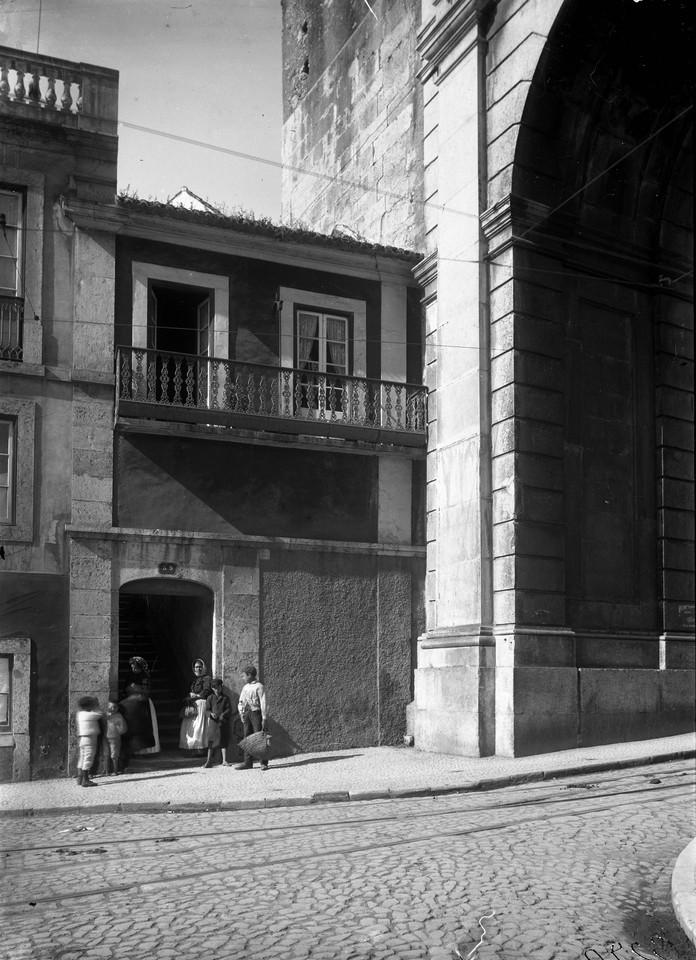 Rua das Amoreiras, Lisboa (A.F.C.M.L., 1898-1908)