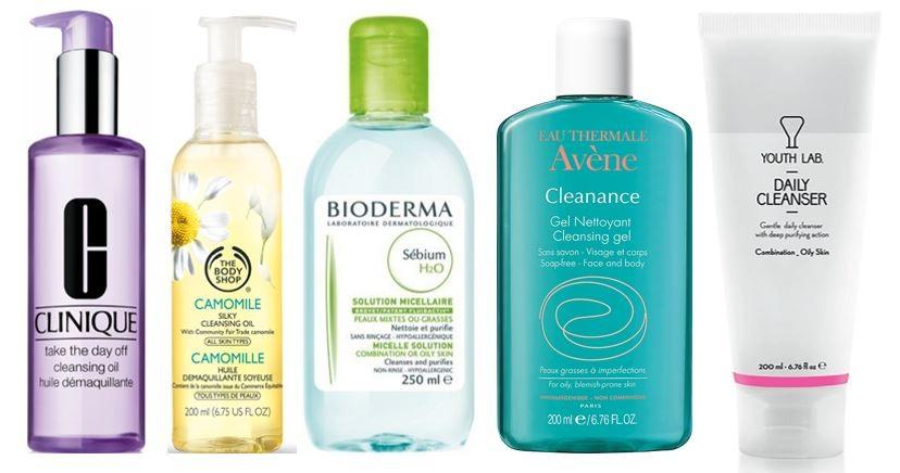 limpeza pele acneica recomendações melhores prod