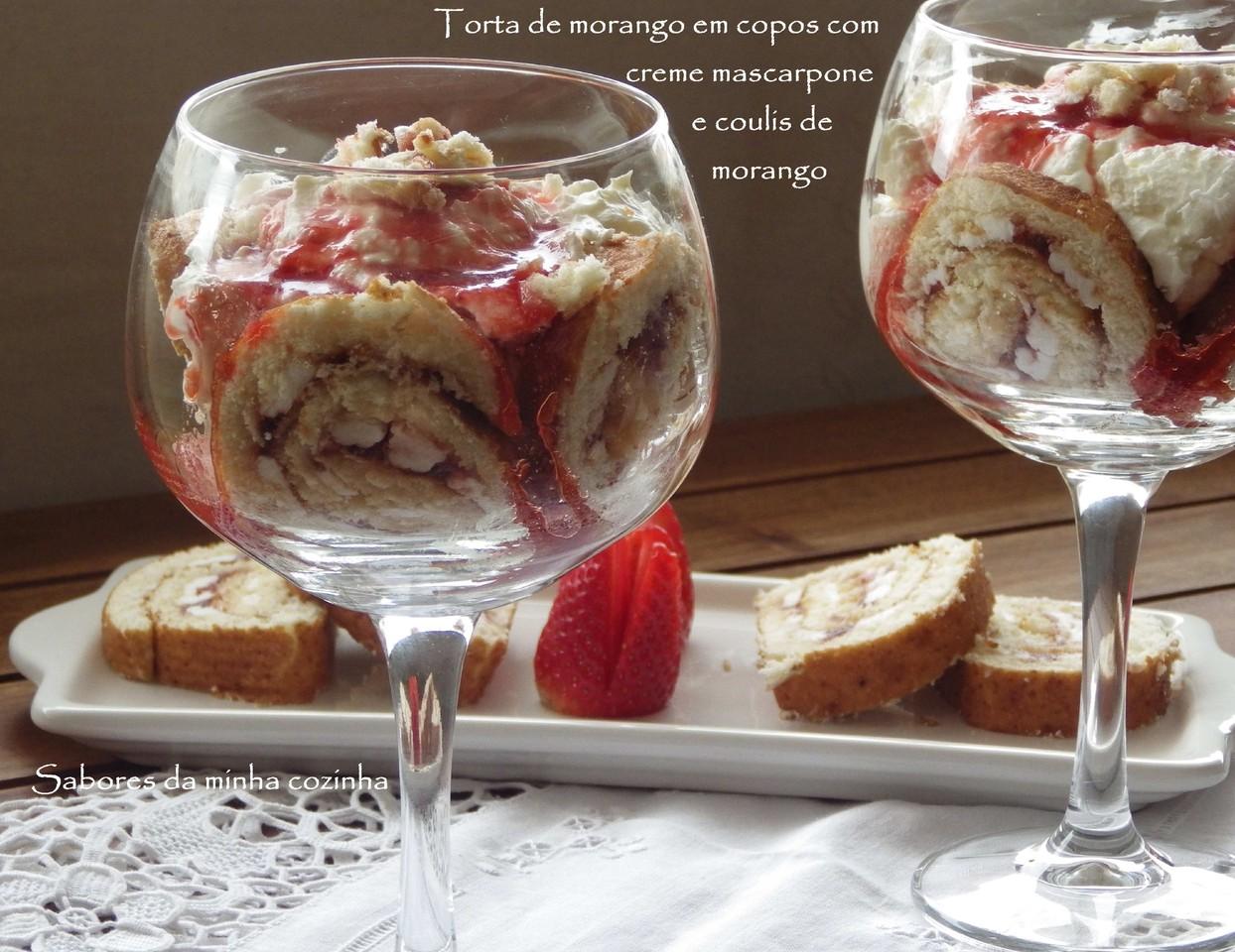 IMGP4317-Torta de morango em copos com creme masca