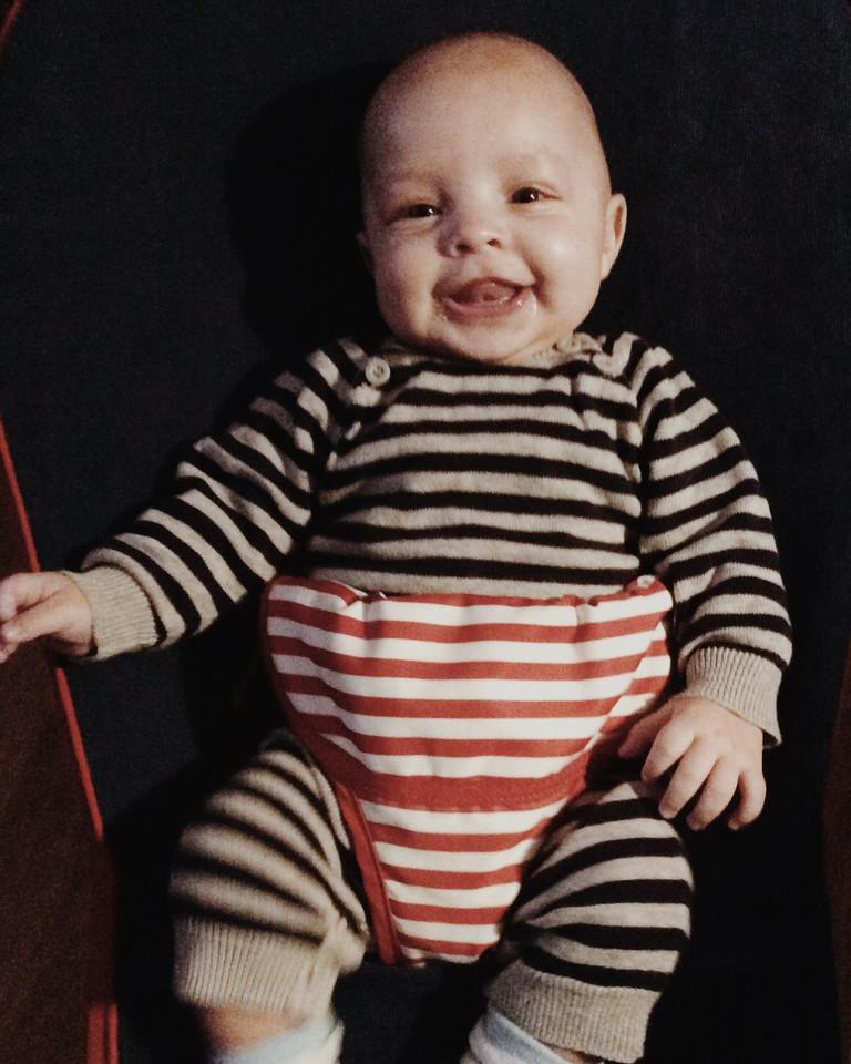 Mateus 3 meses