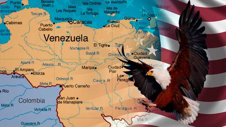 Mapa Venezuela_agresion