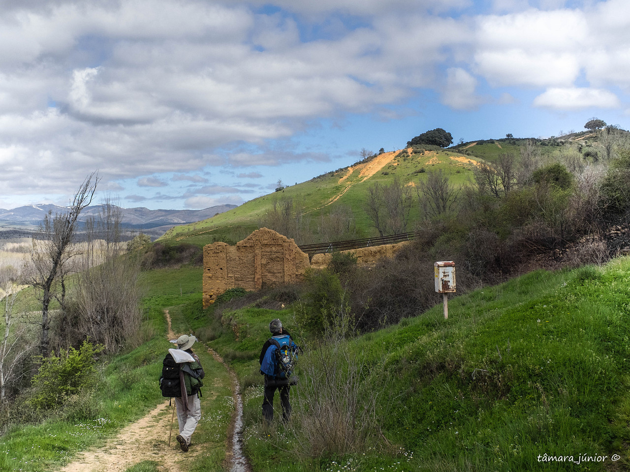 13.- 2016 - Camino del Salvador-1ª etapa (203).jp