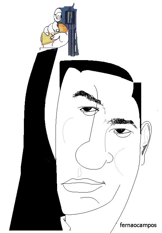 Alexis Tsipras1 caricatura