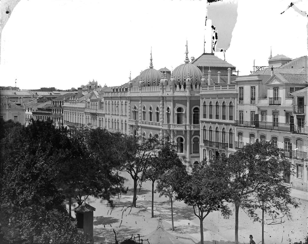 Praça do Príncipe Real, foto de Frncesco Rocchin