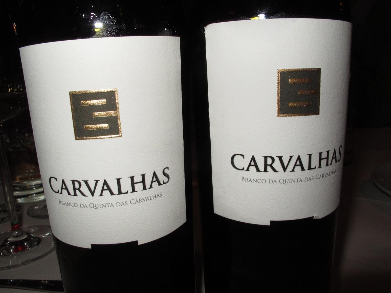 Carvalhas branco 2011 e 2010