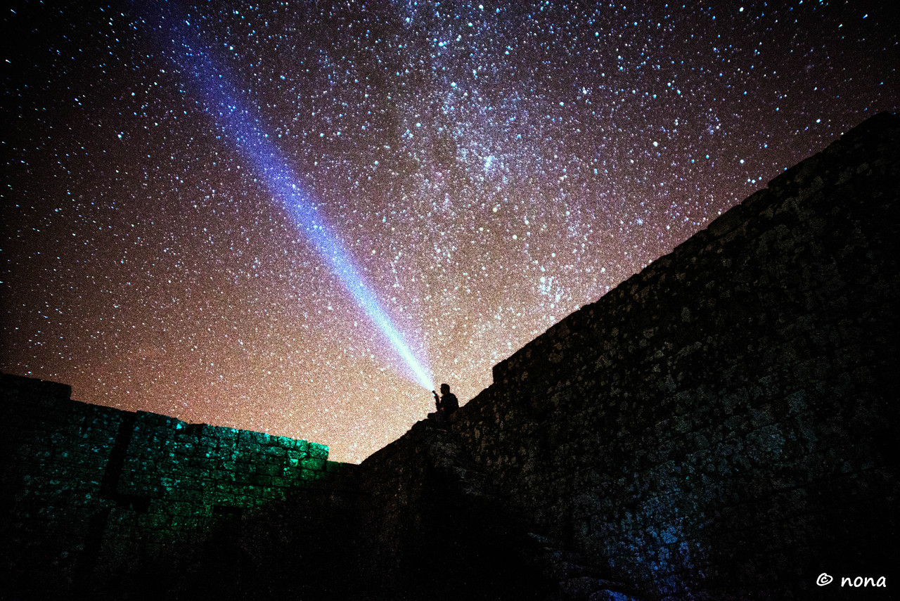 2015 - Astrofotografia (Castelo de Monforte) (110)