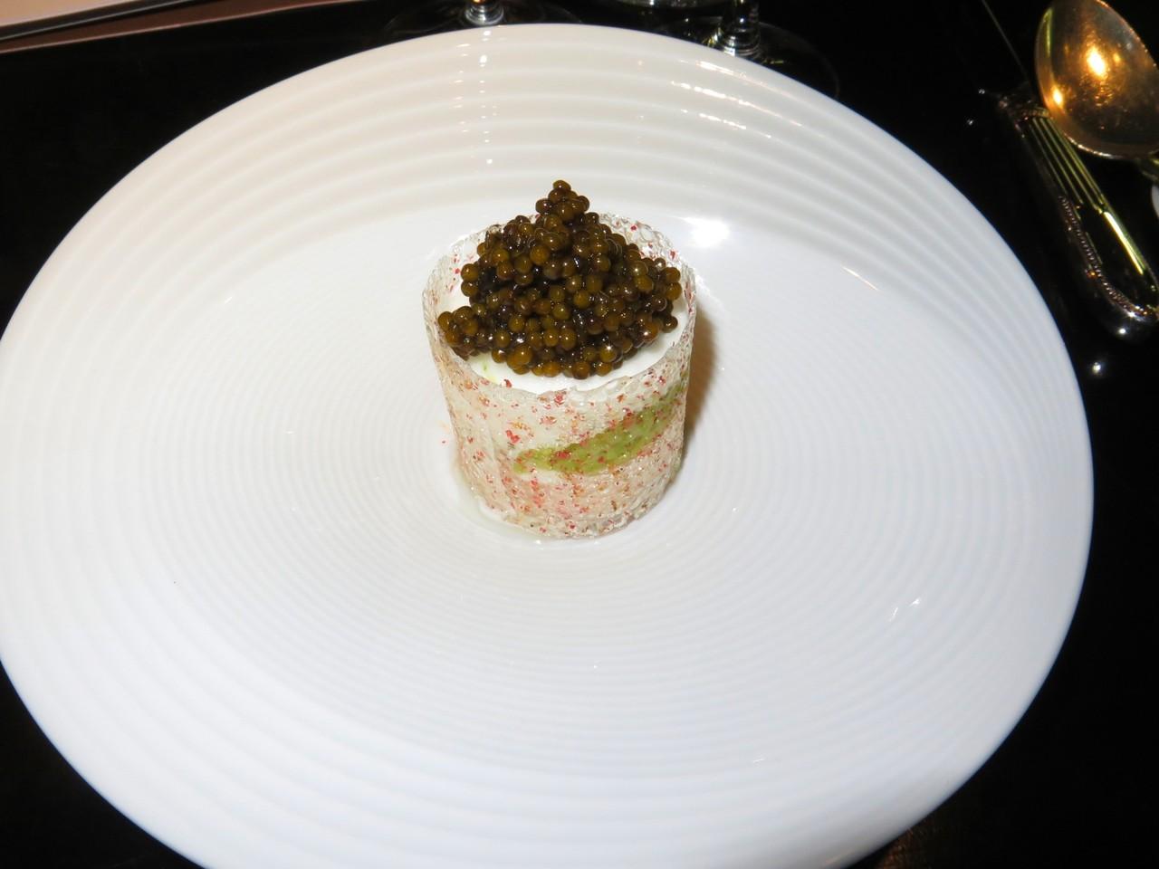 Caranguejo, Pera-Abacate, Caramelo, Pimenta Rosa & Bergamota