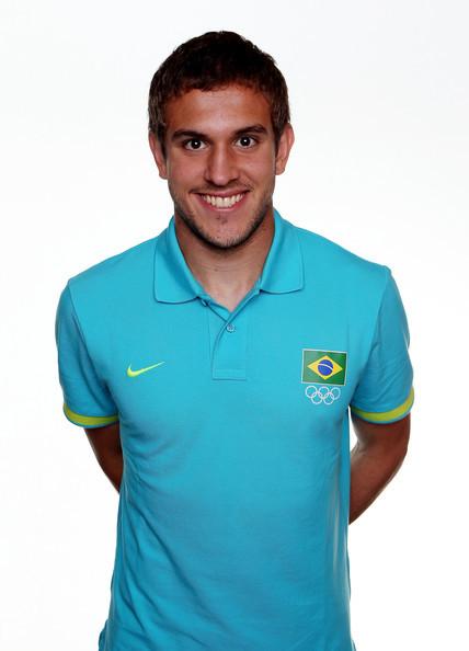 Bruno+Uvini+Brazil+Men+Official+Olympic+Football+k