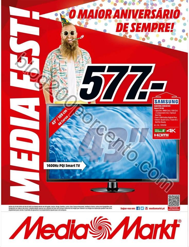 Antevisão Folheto MEDIA MARKT Promoções de 30 j