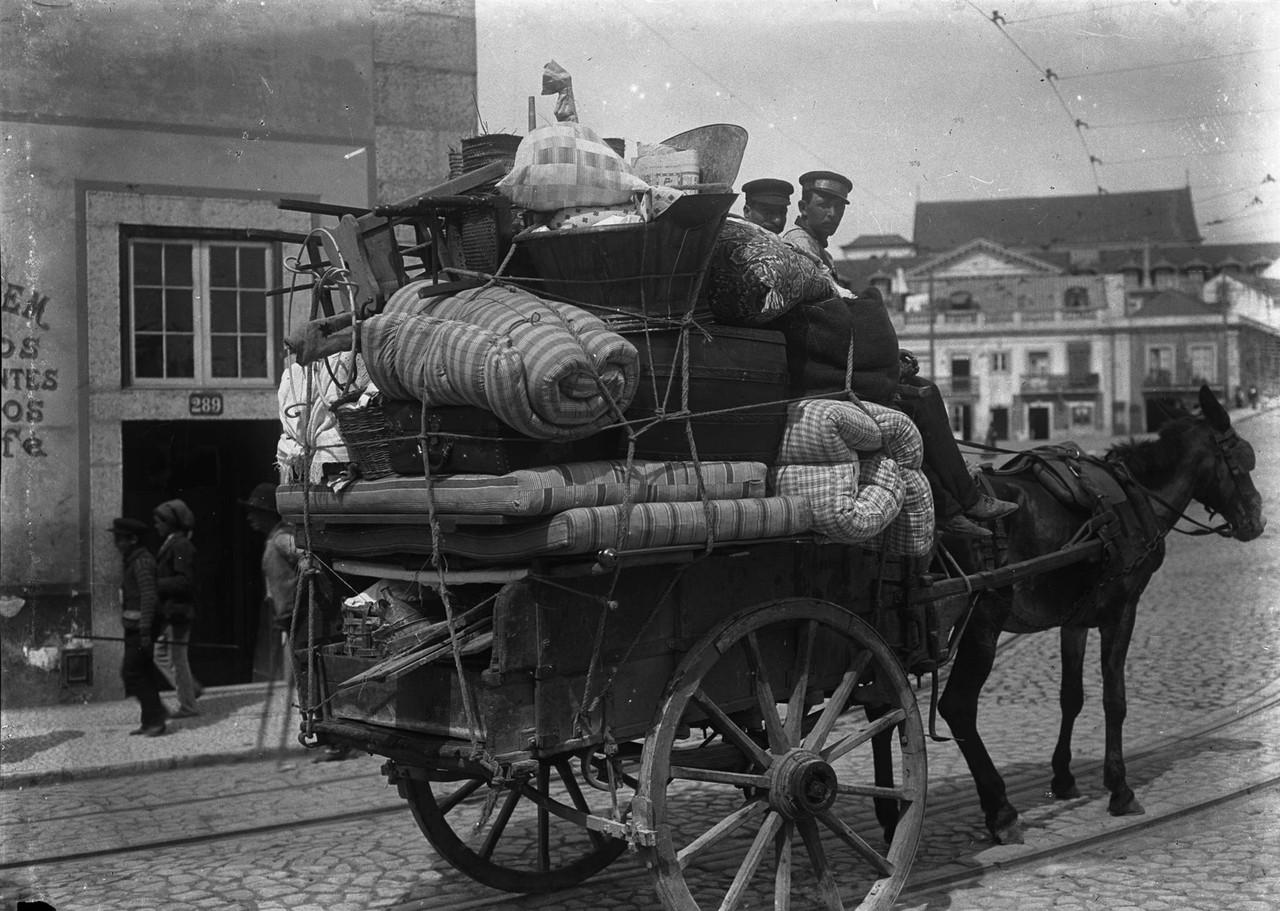 Carroça de mudanças, 1907,.jpg