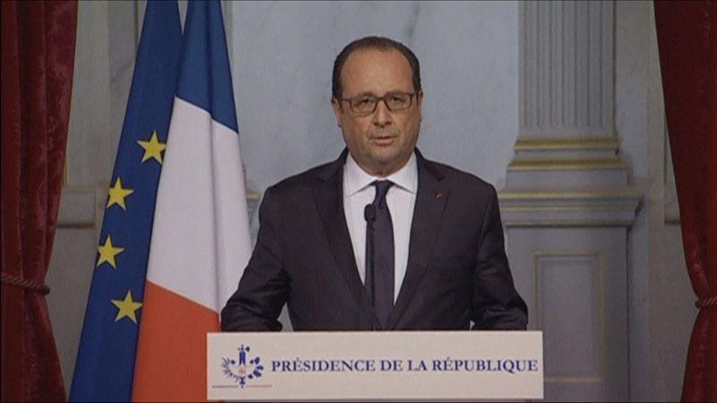 Hollande Implacável (13-11-15)