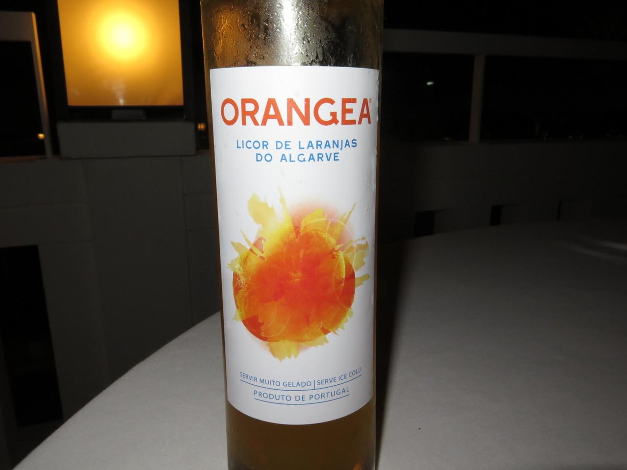 Orangea, licor de laranjas do Algarve