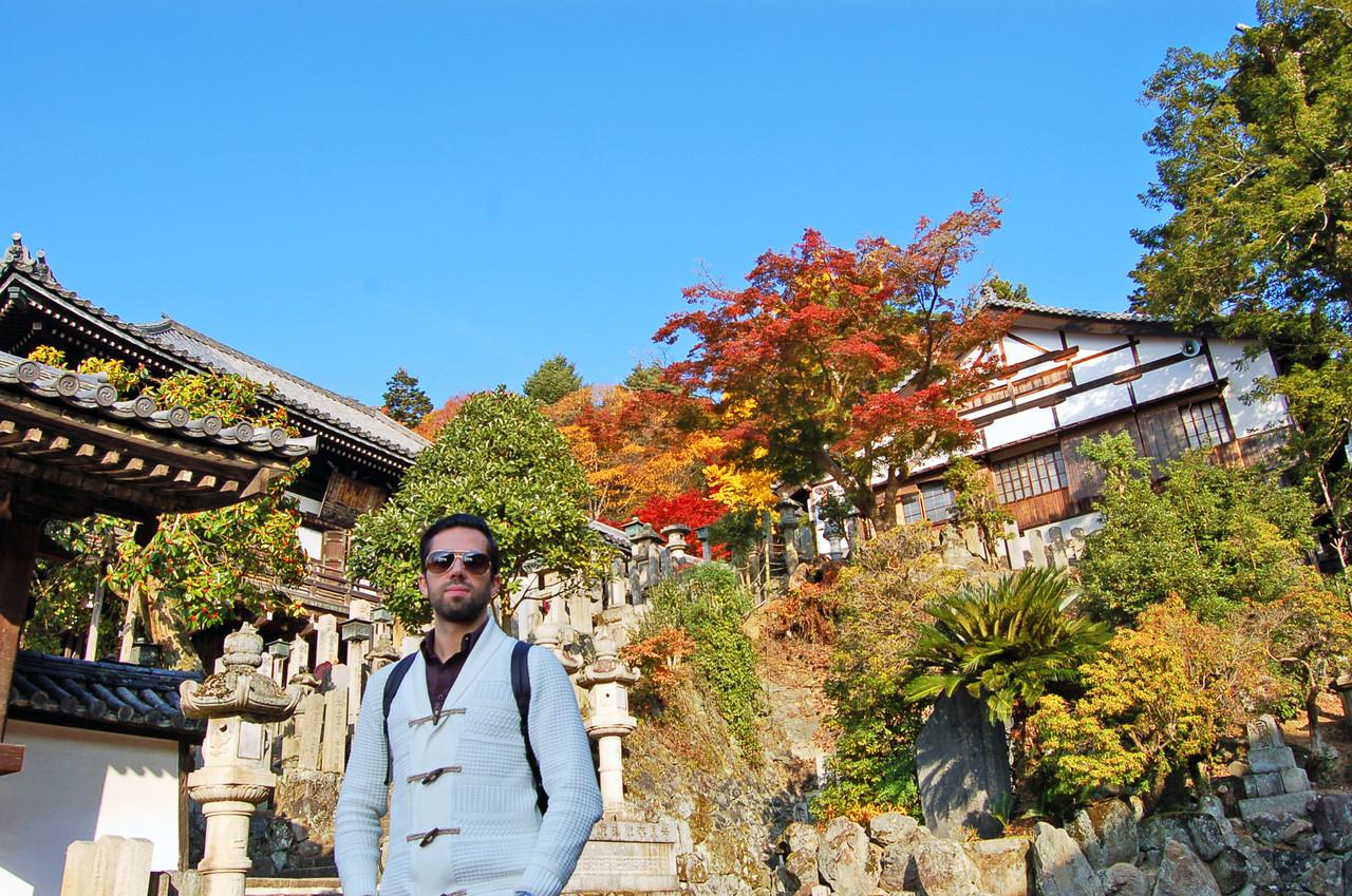 Castelo no Parque Nara