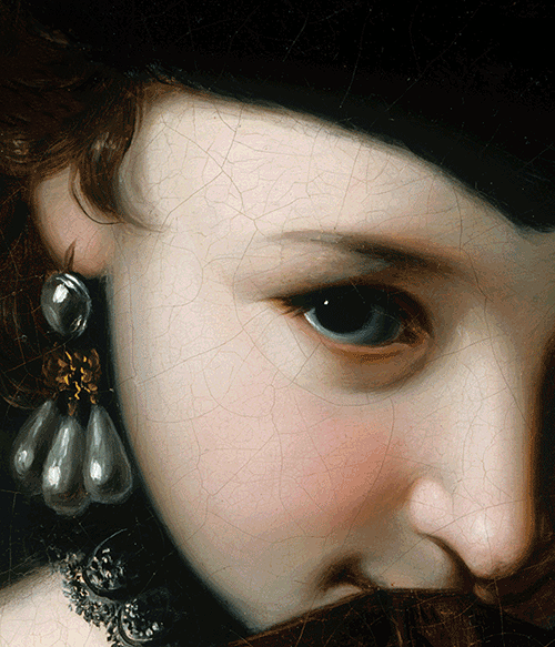 Girl with a book, Pietro Rotari (detail).png