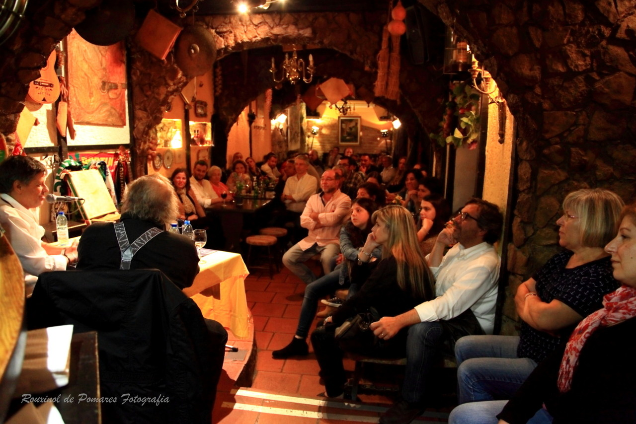 Zé Pedro dos Xutos na Taverna (2)